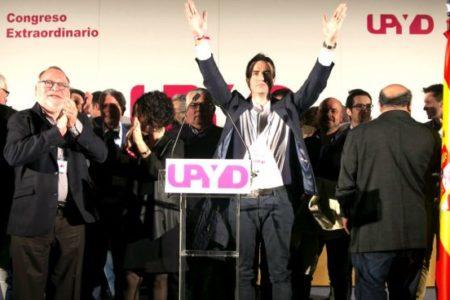 El exdirigente de UPyD lanza una iniciativa no nacionalista con la que presentarse a las autonómicas