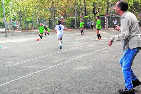 El éxito de un entrenador con parálisis cerebral