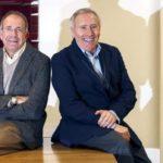 Mínguez y Cerrón, 40 años de amistad a la basura