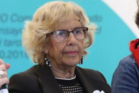"""VOX denuncia que las caídas de Carmena deberían investigarse como """"violencia de género"""" con la ley actual"""