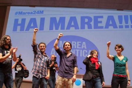 """Bronca en En Marea: paralizan las primarias por una supuesta """"intrusión"""" de los críticos en el censo"""