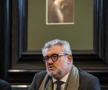Falomir inicia la renovación científica del Prado