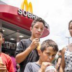 Un sorbo de globalización en el otro Brasil