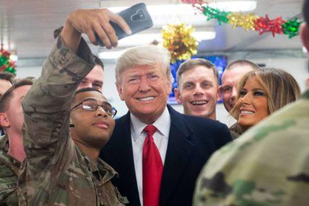 Políticos rivales de Irak se unen para condenar la visita de Trump