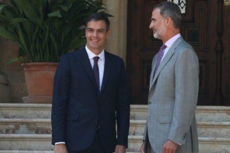 Sánchez suprimiría la inviolabilidad del Rey y dice que Felipe VI lo apoyaría