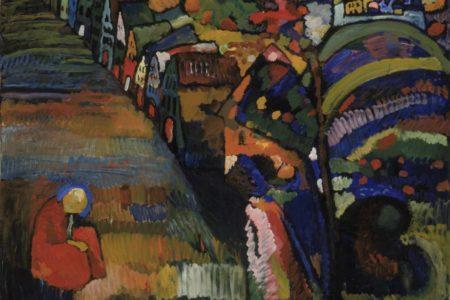 Holanda retiene un 'kandinsky' robado por los nazis por el interés de uno de sus museos