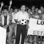 25 años de la muerte de Pablo Escobar, el patrón del narco fútbol