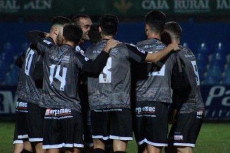El espectacular gol de chilena celebrado en el Linares-Antequera