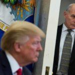 El jefe de Gabinete saliente de Trump dice que la idea de muro de hormigón con México se abandonó