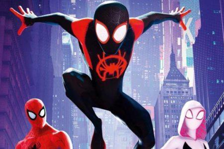 'Spider-Man: un nuevo universo', inteligente vuelta de tuerca animada al superhéroe