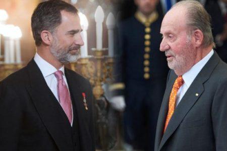 Los reyes Felipe y Juan Carlos presiden hoy el primer acto de homenaje a la Constitución