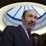 Rubalcaba rechaza ser candidato del PSOE al Ayuntamiento de Madrid