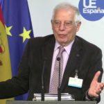 Borrell: «A España le perjudica un 'brexit' sin acuerdo»