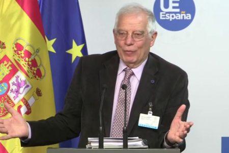 """Borrell: """"A España le perjudica un 'brexit' sin acuerdo"""""""