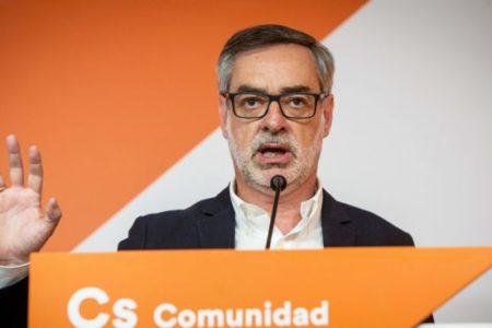 """C´s dice ahora que su """"única línea roja"""" será que el PSOE no gobierne en Andalucía"""