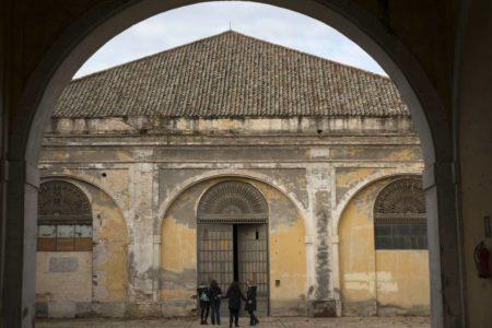 La Real Fábrica de Artillería de Sevilla cambia cañones por arte