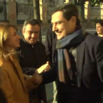 Juanma Moreno: «La línea roja es el estatuto de autonomía»