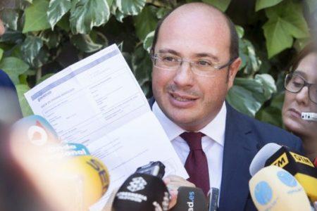 Absuelto el ex presidente murciano del PP al que Ciudadanos obligó a dimitir