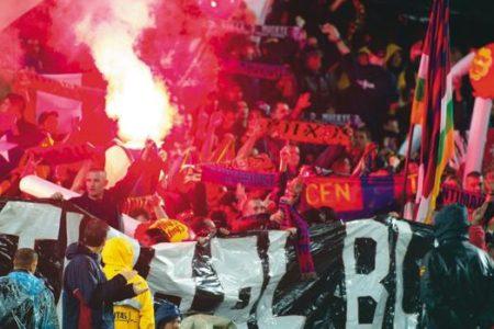 El Barça se desmarca de los grupos ultras