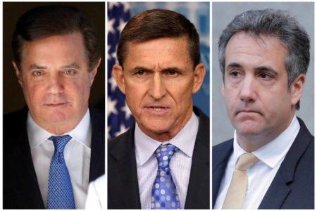 Todos los acusados en la trama rusa: ¿quién es quién?