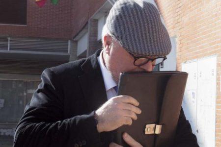 Una agrupación de policías denuncia ante el fiscal las grabaciones de Villarejo