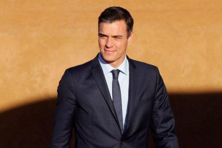Pedro Sánchez viaja a Lanzarote para pasar la Nochevieja junto a su familia en la residencia de La Mareta