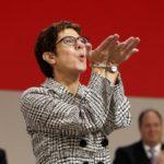 Annegret Kramp-Karrenbauer, la aliada de Merkel