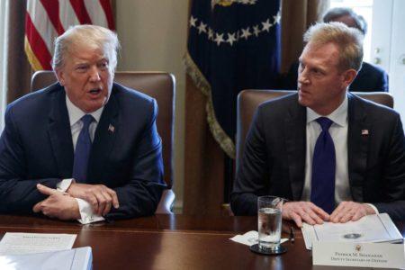 Trump adelanta la marcha de Mattis y nombra un jefe interino del Pentágono
