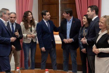 La escalada de reproches entre Cs y Vox complica la formación de un gobierno de derechas en Andalucía