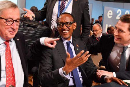 44.000 millones europeos para frenar a China en África