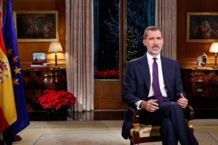 Un total de 7,9 millones de espectadores siguieron el discurso del Rey