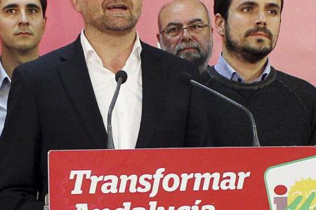 """Adelante Andalucía rechaza cualquier pacto y estará frente """"a la extrema derecha"""""""