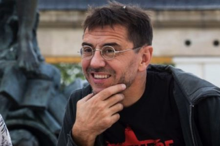 Monedero dice que es mentira la exclusiva de OKDIARIO sobre la compra del casoplón que Iglesias ha confirmado