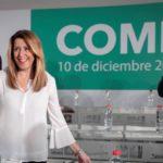 Susana Díaz garantiza que se presentará a la investidura y que no hará «un Rajoy ni un Arrimadas»