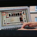 Bloqueadas tres páginas web con contenidos ilegales