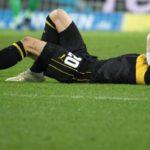 Tragedia en la Bundesliga