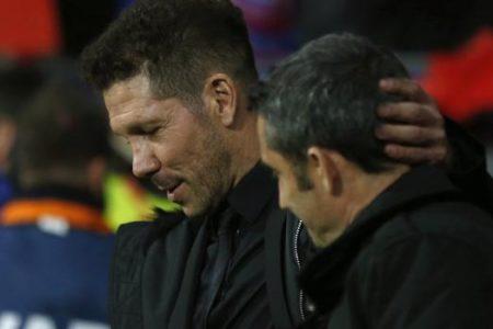 Los enredos de Atlético y Barcelona en defensa