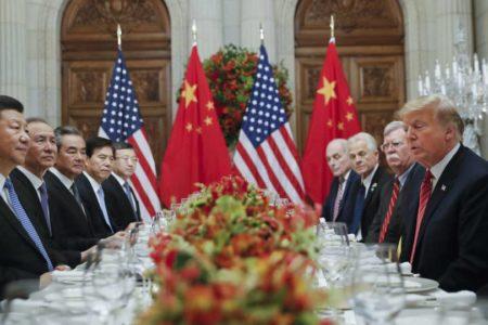 Estados Unidos y China se dan una frágil tregua en la guerra comercial