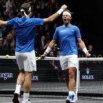 Nadal y Federer volverán a reunirse en la Copa Laver