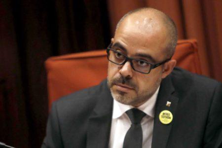 Se cumple el plazo de ultimátum de Torra a su conseller de interior