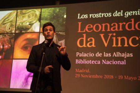 Los historiadores, contra la exposición sobre Leonardo comisariada por Christian Gálvez