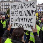 Los 'chalecos amarillos' fuerzan un debate sobre los referendos impulsados por la ciudadanía