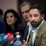 Vox se querellará contra Torra por provocación y conspiración tras apelar a la vía eslovena