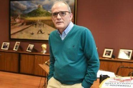 Lío de Tercera división: Rubiales retira sus competencias a la Federación de Castilla y León