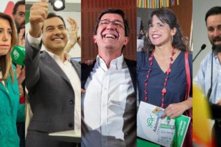 Elecciones andaluzas: Los resultados contradicen la encuesta del CIS de Tezanos, que dio un diputado a Vox