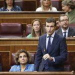 El Congreso rechaza la propuesta del PP para limitar los vetos del Gobierno a leyes de la oposición