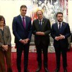 La reunión entre Sánchez y Torra: un comunicado y dos interpretaciones