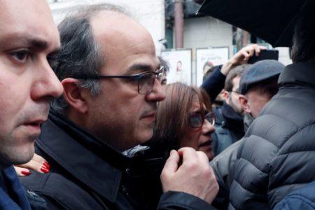 Jordi Turull es trasladado a la enfermería de la cárcel de Lledoners