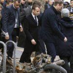 Macron se queda sin respuesta ante la magnitud de la crisis de los 'chalecos amarillos'