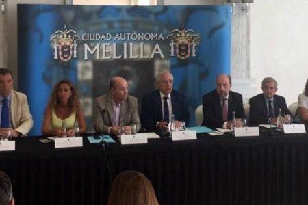 """Imbroda advierte que """"la voy a liar"""" si Sánchez le """"quita""""  300 millones """"para dárselos a los separatistas"""""""